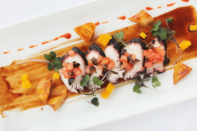 Cafe  Bermuda Sushi Menu